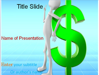DOLLAR POWERPOINT TEMPLATE