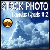 DOLLAR STOCK PHOTO Cumulus Cloud #2