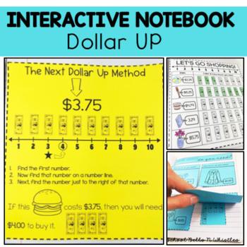 DOLLAR UP INTERACTIVE NOTEBOOK