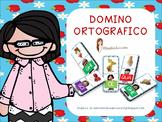 DOMINO ORTOGRAFICO