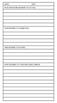 Buy a narrative essay example personal