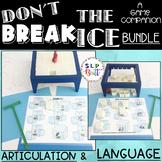 DON'T BREAK THE ICE, GAME COMPANION, BUNDLE (SPEECH LANGUA