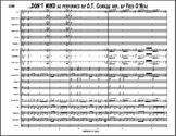 DON'T MIND by KENT JONES Marching Band Arrangement