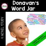 DONAVAN'S WORD JAR {Novel Study}