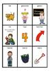 DONKEY HOMOPHONES - Phase 8 - 6 card games - 22 pairs in each game