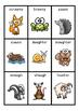 DONKEY CARD GAME - PHONICS - Phase 5 Complex Vowels (ough,