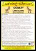 DONKEY PREFIXES - 7 CARD GAMES - Phase 6