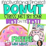 DONUT STRESS! Testing Motivational Project