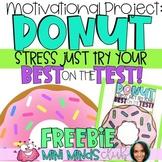 DONUT STRESS! Testing Motivational Project