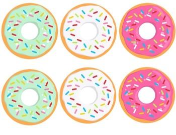 DONUTation Classroom Set- Donut themed, Open house, Meet the Teacher