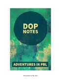DOP notes