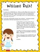 DOROTHY & OZ - Welcome Back / student activities/ classroom forms