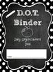 D.O.T. Binder