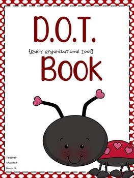 DOT Book Binder