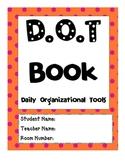 D.O.T Book / D.O.T Binder