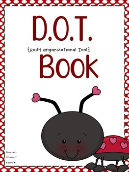 DOT Book - EDITABLE