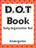 D.O.T Homework Book
