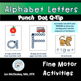 DOT THE ALPHABET!