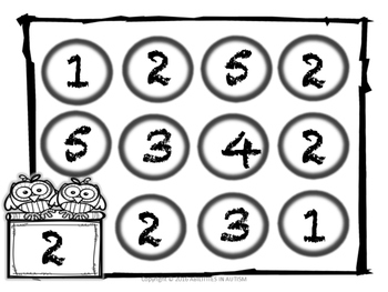 DOT_ Numbers 0-10