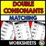 double consonants worksheets teaching resources teachers pay teachers. Black Bedroom Furniture Sets. Home Design Ideas