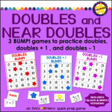 DOUBLES FACTS AND NEAR DOUBLES game