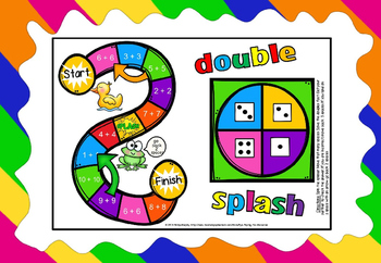 DOUBLES GAME(FREE- FEEDBACK CHALLENGE)