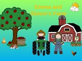 DOWN ON THE FARM STORY AND ACTIVITIES