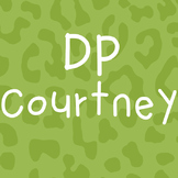 DP Courtney Font: Personal Use