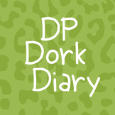 DP Dork Diary Font: Personal Use