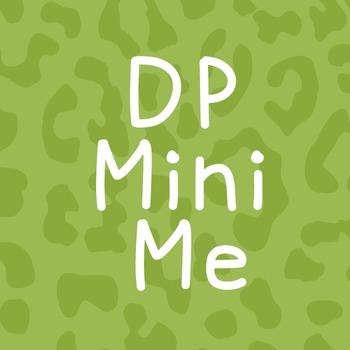 DP Mini Me Font: Personal Use