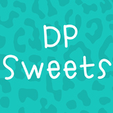 DP Sweets Font: Personal Use