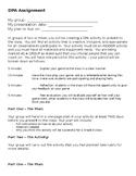 DPA Assignment *Student-run DPA class*