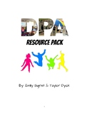 DPA Resource Pack PREVIEW