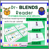 DR- Blend Readers Levels B and D (Printable Books and eBooks)