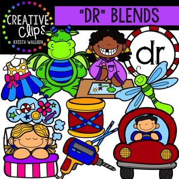 DR Blends {Creative Clips Digital Clipart}