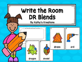DR Blends Write The Room