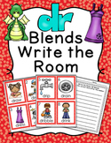 DR Blends Write the Room Activity