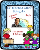DR. MARTIN LUTHER KING, JR. - Songs & Instrumental Activit