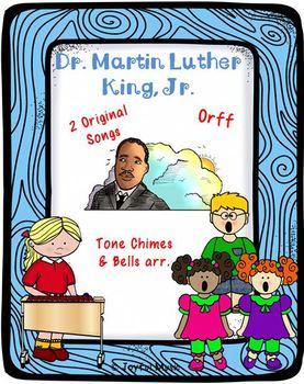 DR. MARTIN LUTHER KING, JR. - Songs & Instrumental Activit