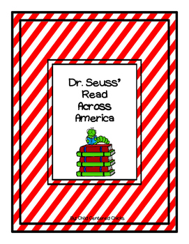 DR. SEUSS - READ ACROSS AMERICA