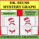 DR. SEUSS Read Across America Graphing Mystery Picture