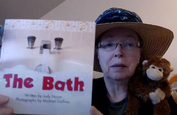 DRA 1  (Basic Strategies) Guided Reading Lesson for The Bath