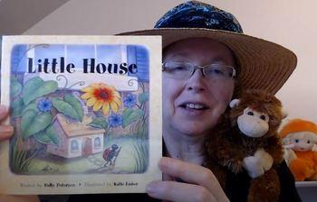 DRA 1 (Main Idea) Lesson Plan for Little House