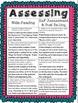 DRA 2 Reading Engagement Assessment