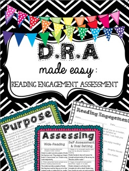 DRA 2 Reading Engagement Assessment