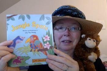 DRA 2 (main idea) Balanced Literacy Lesson Plan for Jungle Spots