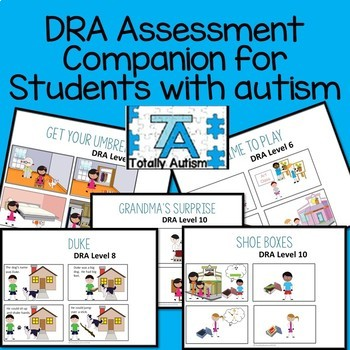 DRA Assessment Companion for Students with Autism