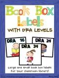 DRA Book Box Labels