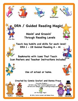 DRA - Guided Reading Magic!