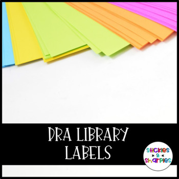 DRA Library Labels